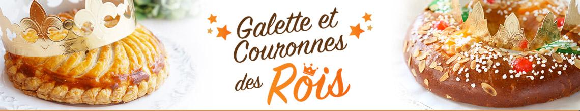 Accords Mets&Vins Galette et Couronnes des Rois