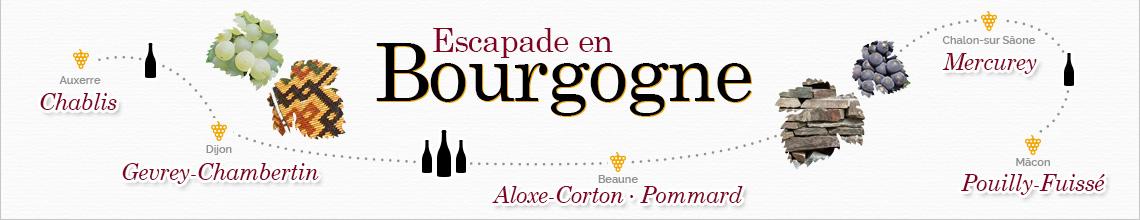 Grandes appellation de Bourgogne