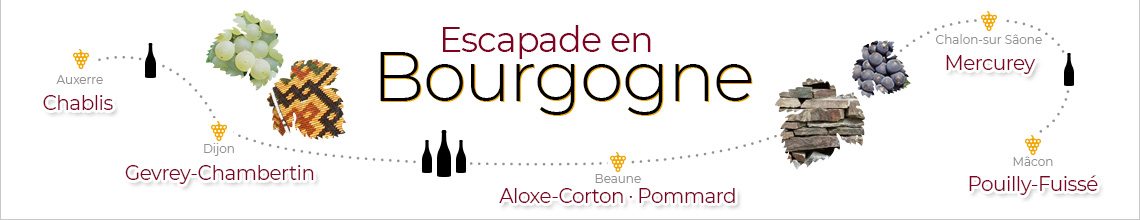 Grandes appellation de Bourgogne