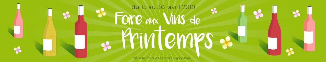 Foire aux vins de Printemps - Vignerons Indépendants