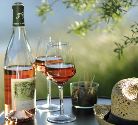 Commander en ligne les vins du Guide Hachette des Vins pour l'apéritif