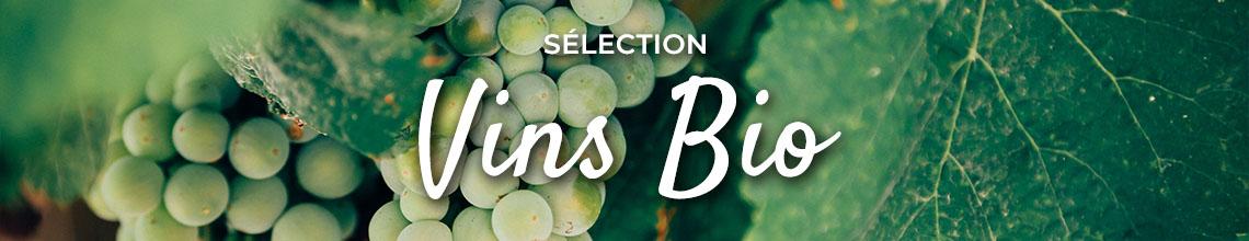 sélection vins bio