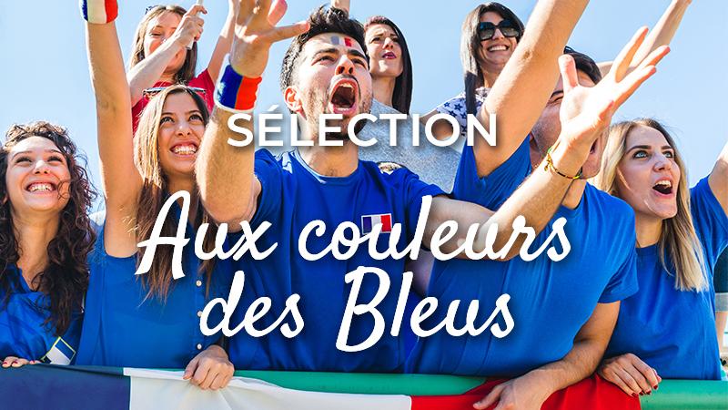 Aux couleurs des Bleus !