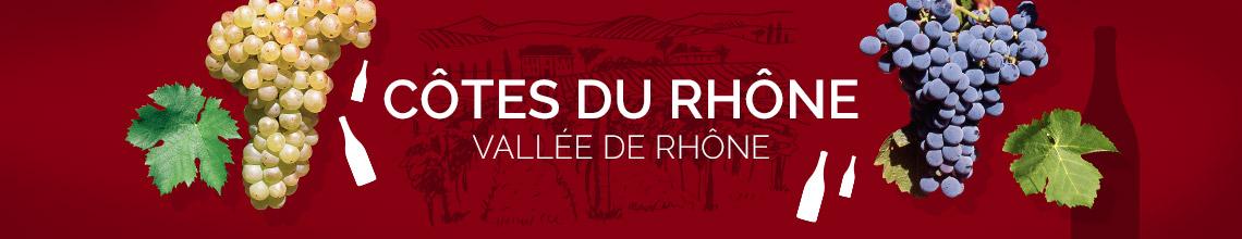 Côtes du Rhône médaillés