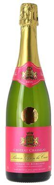 CHÂTEAU DE CHASSELAS  Crémant de Bourgogne AOP