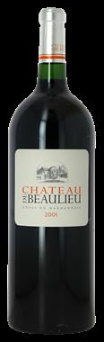 Château de Beaulieu 2001