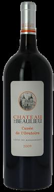 Château de Beaulieu - Cuvée de l'Oratoire 2009