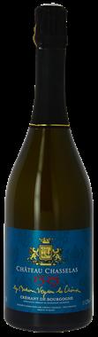 CHÂTEAU DE CHASSELAS 1325 Crémant de Bourgogne AOP