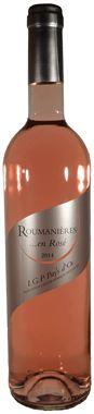 Château Roumanières - Roumanières en Rosé