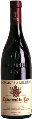 DOMAINE LA MILLIERE Chateauneuf-du-Pape Vieilles Vignes Châteauneuf-du-Pape AOP