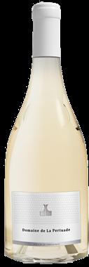 DOMAINE DE LA PERTUADE Cuvée gastronomique blanc AOP 2016 Côtes de Provence Blanc 2016