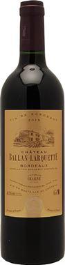 Vignobles Chaigne et Fils Château Ballan-Larquette Bordeaux AOP