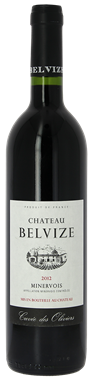 Château Belvize  Minervois AOP