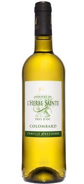 """DOMAINE DE L'HERBE SAINTE  """"""""Fin de stock 6 bouteilles disponibles"""""""""""
