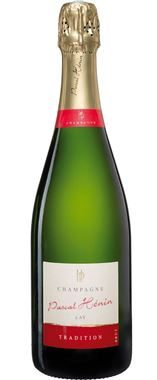 Champagne Pascal Henin Brut Tradition Champagne AOP
