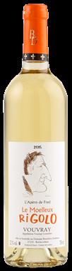 Bourillon Dorléans Le Moelleux Rigolo Vouvray Blanc 2015