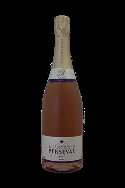 Bruno Perseval brut rose Champagne AOP