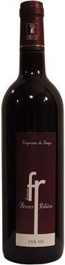 Domaine Ferrer Ribière SYRAHnosaurusrex Côtes Catalanes IGP