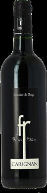 Domaine Ferrer Ribière Carignan Empreinte du Temps Côtes Catalanes IGP