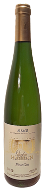 HERRBRECH Sébastien  Alsace pinot gris AOP