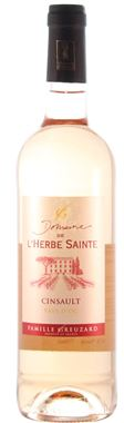 """DOMAINE DE L'HERBE SAINTE """"stock disponible 72 bouteilles"""""""