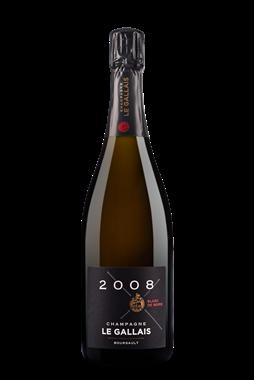 Champagne Le Gallais Extra Brut - Blanc de Noirs Champagne AOP