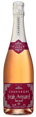 Champagne Louis Armand BRUT Rosé