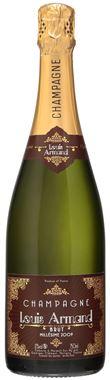 Champagne Louis Armand PREMIER CRU -  Millésime 2009