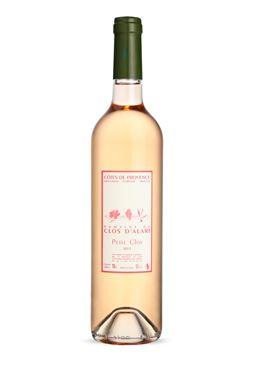 Domaine du Clos d'Alari  Petit clos rosé 2017 75cl