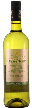 """DOMAINE DE L'HERBE SAINTE """"Fin de Millésime 36 bouteilles """""""