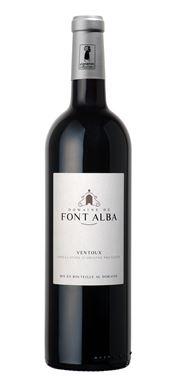 Domaine de FONT ALBA TRADITION FONT ALBA Ventoux AOP