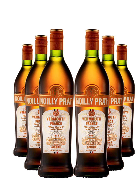 Noilly Prat Ambré x6