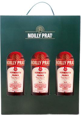 Noilly Prat Rouge x3