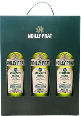 Noilly Prat Extra Dry x3