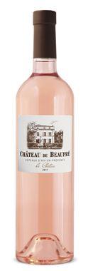 Les vins du Château de Beaupré