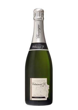 CHAMPAGNE DELAUNOIS D et Fils Paradis Blanc Champagne 1er Cru AOP