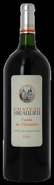 Château de Beaulieu - Cuvée de l'Oratoire 2010