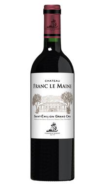 Ch. Franc le Maine