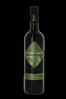CHATEAU DE L HERBE SAINTE stock 30 bouteilles