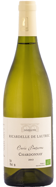 Ricardelle de Lautrec Chardonnay, cuvée Pontserme Pays d'Oc IGP