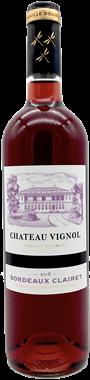 Le Clairet du Château Vignol