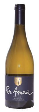 Domaine de la Pâturie Par Amour Chardonnay Franche-Comté Blanc 2019