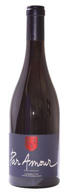 Domaine de la Pâturie Par Amour Pinot noir Franche-Comté Rouge 2019