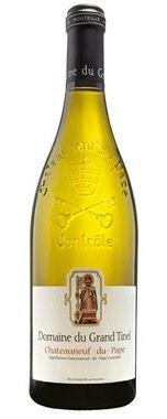 DOMAINE DU GRAND TINEL  Châteauneuf-du-Pape AOP