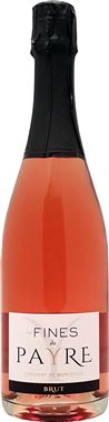 Les Fines du Payre - Crémant de Bordeaux rosé brut