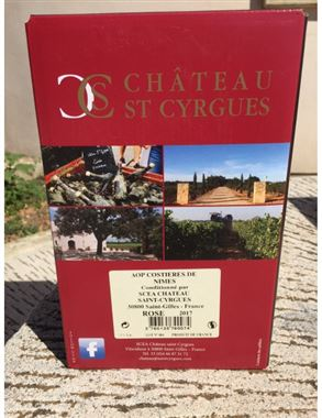 CHATEAU SAINT CYRGUES