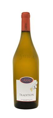 Domaine GRAND Blanc Tradition Côtes du Jura AOP
