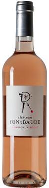 Le rosé du Château Fontbaude