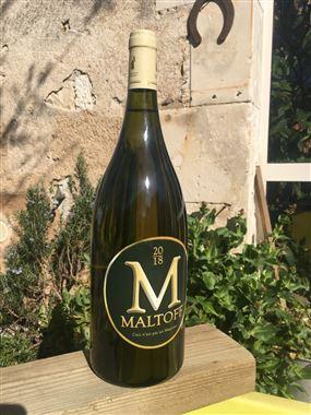 Domaine Maltoff Ceci n'est pas un Magnum Blanc Bourgogne Coulanges la Vineuse AOP