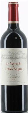 Marquis de Calon Ségur